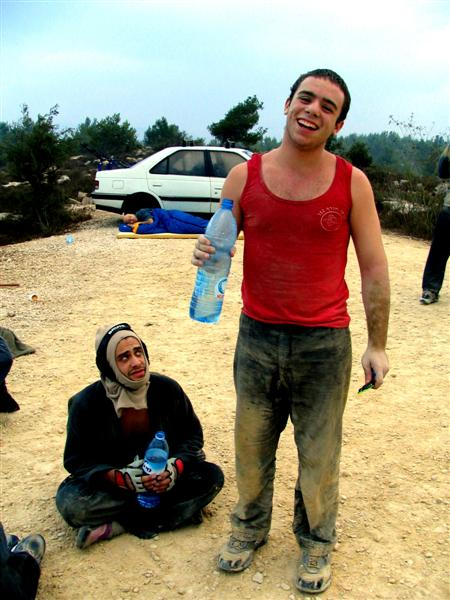 Smiles after finishing, Akban 24, 2005