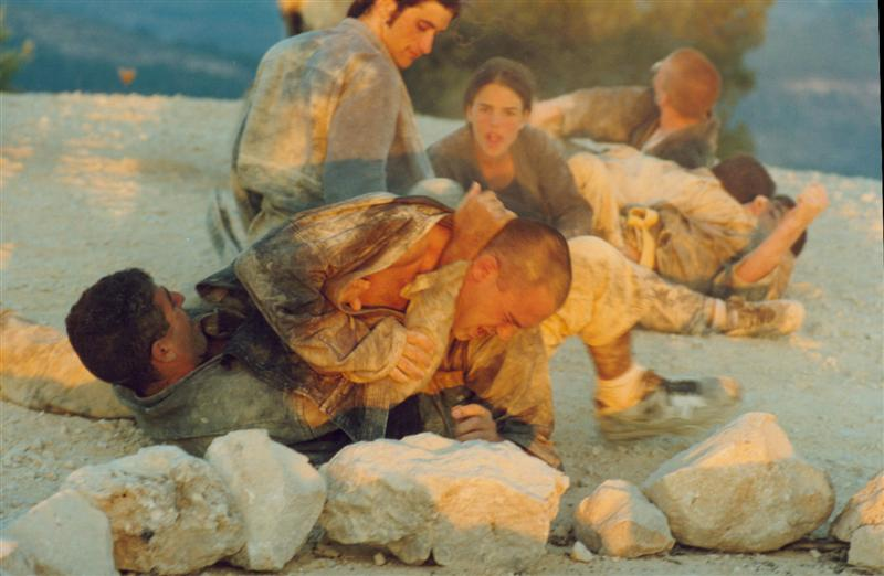 Ground fighting, akban 24, 1999