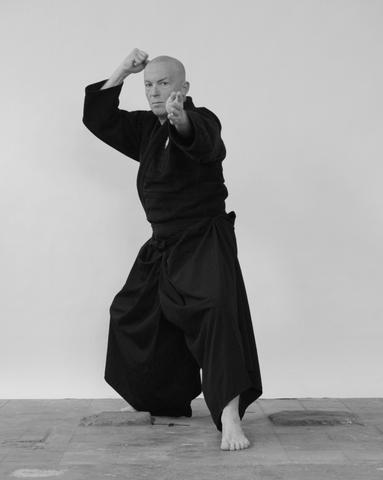 דוקו איצ'ימונג'י נו קמאה, עמידת הנמר הראשונה - נינג'יטסו