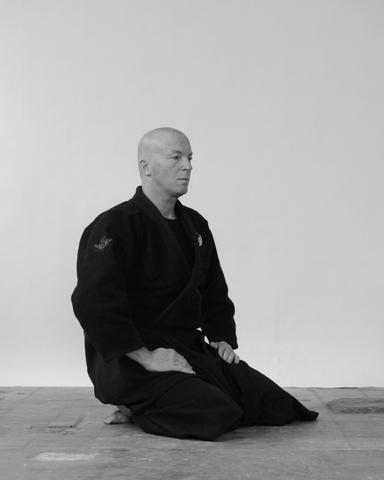 סזה - ישיבה יפנית
