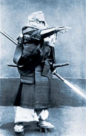 ימבושי, נזיר הרים המתרגל שוגנדו