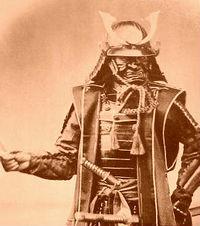 נינג'יטסו היה חלק ממיומנויות הלחימה של הסמוראים