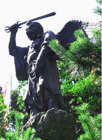 טנגו, שד עורב, המורה המיתולוגי של הימאבושי